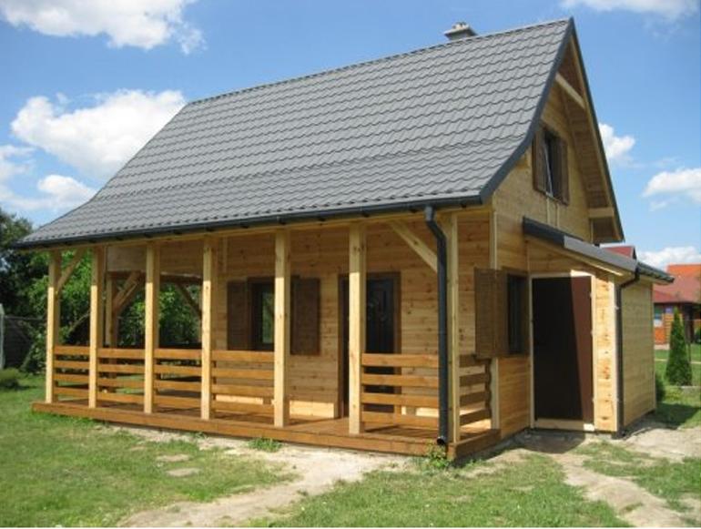 Niesamowite Ogrodowy Styl Załęcze - Altanki, Domki letniskowe, Drewutnie LO75
